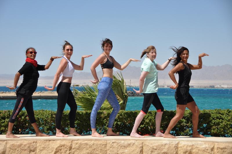 yoga retreat fun with yoga escapes