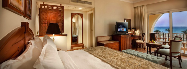 kempinski hotel room luxury yoga retreat egypt