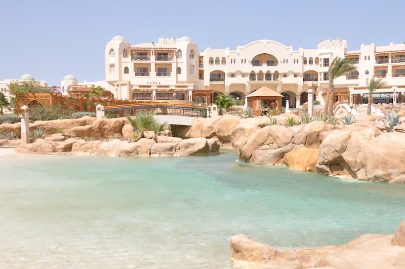 kempinsky hotel soma bay egypt with yoga escapes