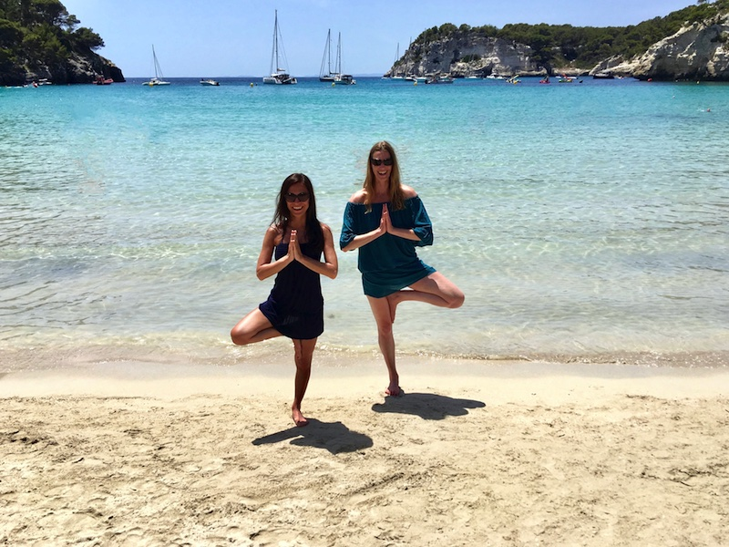 luxury yoga retreat spain with yoga escapes