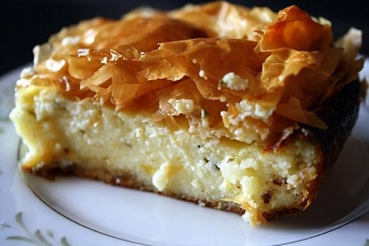 Pastries from Crete Greece