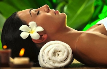 Spa treatments in Tenerife on a luxury yoga retreat with Yoga Escapes.