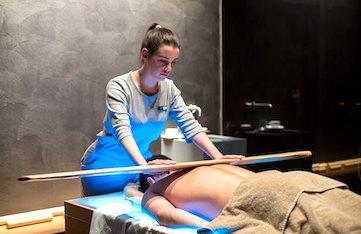 spa on a yoga retreat in croatia